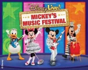 Mickey's Music Festival