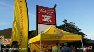 #APMusicSeries Ilinois Lottery Tent