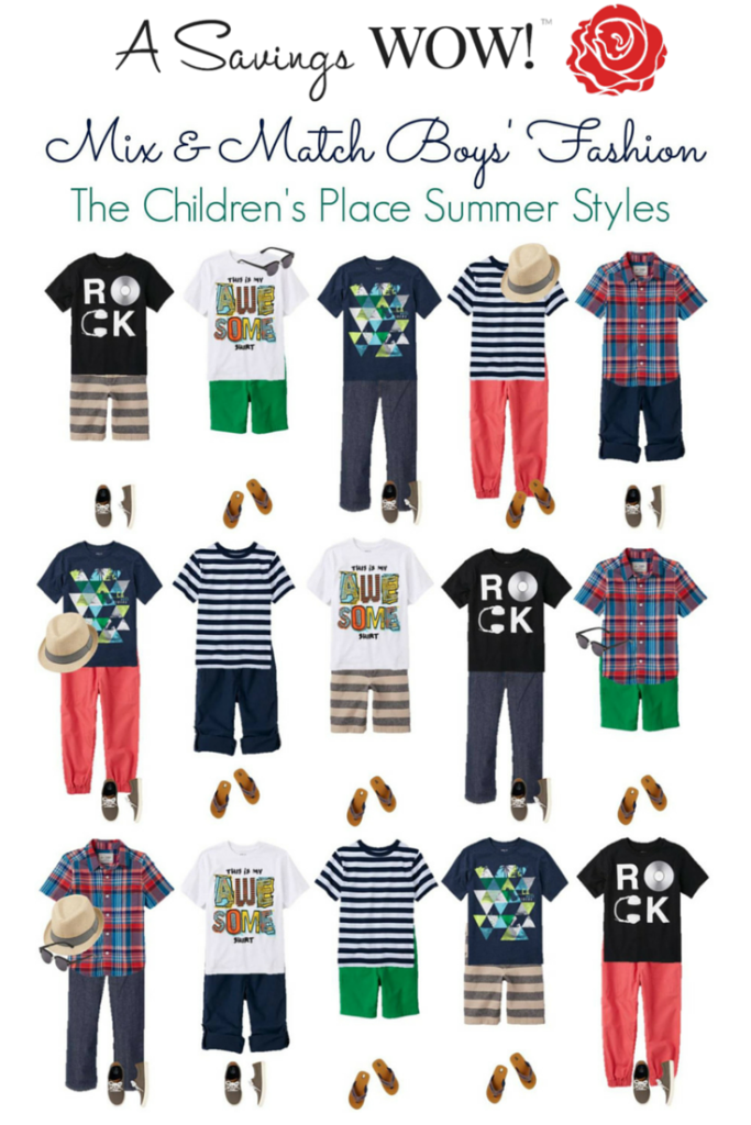 TCP Boys Summer Styles