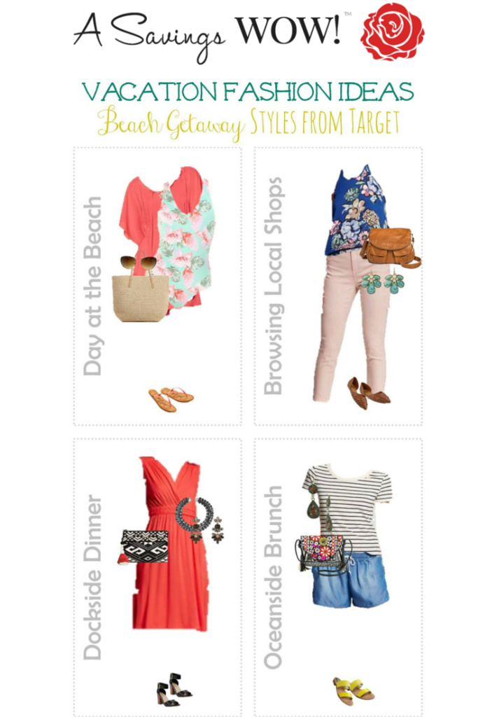 Vacation Fashion Ideas
