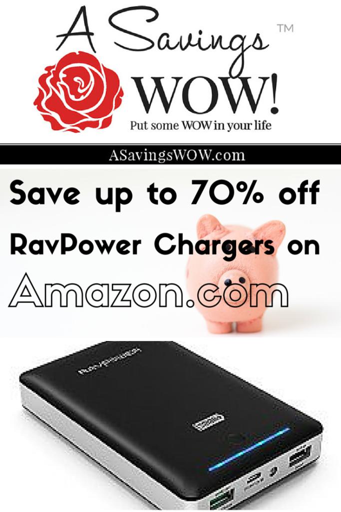 RavPower Pin