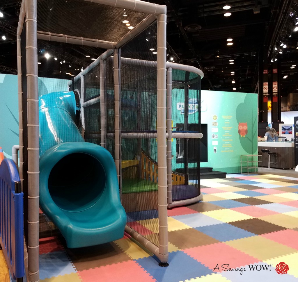 CAS Play Area